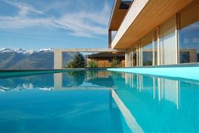Panoramic Dream Home in Lichtenstein Gathering Thrilling Views