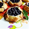 Mini Blueberry Galettes