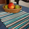 Table runner from IKEA Saltig decoration sticks