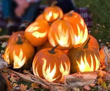 Cool Pumpkin Carving Ideas: Still More Awesome Pumpkin Designs for 2014