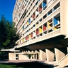 Brutalist buildings: Unité d'Habitation, Marseille by Le Corbusier
