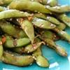 Spicy Garlic Edamame