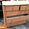 Before & After: A Heavy Dresser Gets a Knot-Too-Shabby Makeover