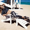 Gisele Bundchen Lounges in Miami Sun for Colcci Summer 2015 Campaign
