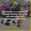 Are you ready my friends? *Poke* Follow my awesome bro @8factapp...