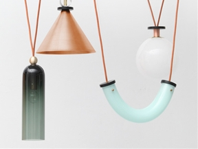 Shape Up Lighting by Dylan Davis and Jean Lee