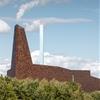 Erick van Egeraat's Roskilde power plant has a glowing perforated facade