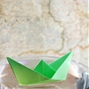 How To Make an Origami Paper Boat — Apartment Therapy Tutorials