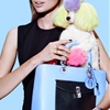 Bette Franke Models Fall Bags for Dior Magazine Shoot