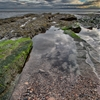 Rocks, Fife coast, Scotland by Pershing100 ...