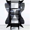 Sebastian Errazuriz creates Samurai Cabinet from 364 moveable ribs
