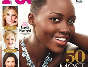 Lupita Nyong'o Named PEOPLE's Most Beautiful Person (Cover)