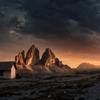 Last Rays by Luca Benini