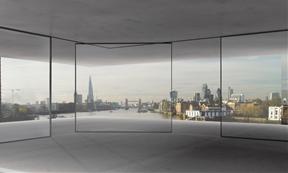 PatentedInnovative Window System Slides Around Corners