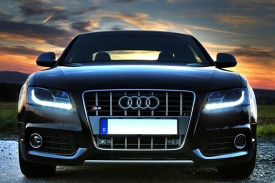 Audi S5 LED