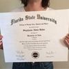 Woman auctions her college diploma & memories for $50,000. We're excited to see if it works.