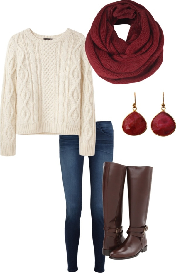 loving the cranberry/plum colors for fall. by reyacp on Polyvore