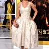 "Jennifer Lawrence Shines in Dior Couture at ""The Hunger Games: Mockingjay – Part 1"" LA Premiere"
