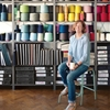 Material Girl: Eleanor Pritchard Has a Way with Wool