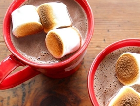 Recipe: Nutella Hot Chocolate — The 10-Minute Happy Hour