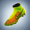 Nike adapts Flyknit technology to launch knitted football boot