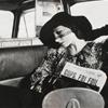 Anjelica Huston by Bob Richardson, 1972.