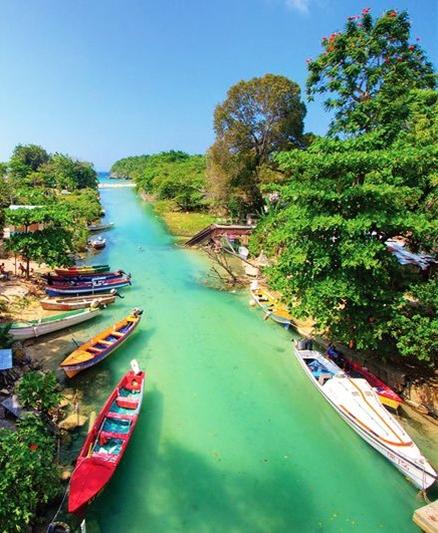 Can't wait! White river, Ocho Rios Jamaica