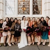Chic Portland Wedding with Vintage Muffs