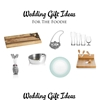 The Best Wedding Gift Ideas From Michael C. Fina