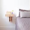 5 Favorites: Bedside Shelves (in Lieu of Tables)