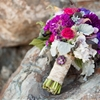 A Rustic Purple Colorado Wedding
