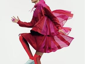 Nike x Sacai capsule collection aims to make sportswear more feminine