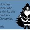 Christmas trolling.