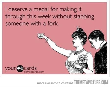 Every. Week.