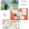 Real Weddings featuring Minted