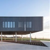Lac du Der Casino by Data Architectes could be mistaken for a school or a museum