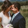 Unique Colorado Wedding, with Fun, Games, a Bike and a Boat!