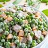 Fresh Pea Salad