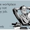 Work relief.