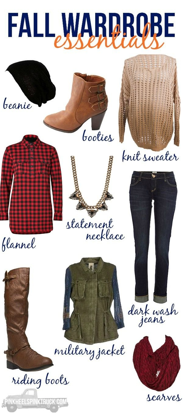 MUST HAVE items for your closet this Fall!!