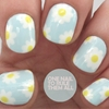 Tutorial Tuesday, spring daisies for Divine Caroline, read more here