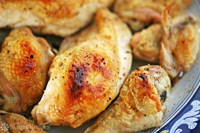 Classic Baked Chicken