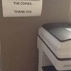 Citation: Copier Abuse