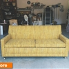 Before & After: An Affordable Mid-Century Modern Couch Makeover