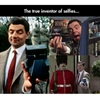 Mr. Bean is the trend leader. #9gag