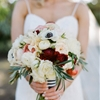 Outdoor Bay Area Wedding Inspired by Farmer's Markets