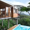 Dream Holiday Retreat Overlooking the Jungle in Costa Rica: The Floating House