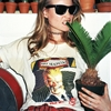 "Behati Prinsloo Gets Candid for Milk Made, Has Never Seen ""The Wizard of Oz"""