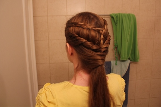 Daenerys Targaryen inspired Hair.
