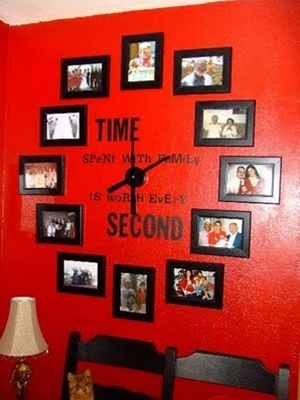 """""""Time spent with family is worth every second."""""""
